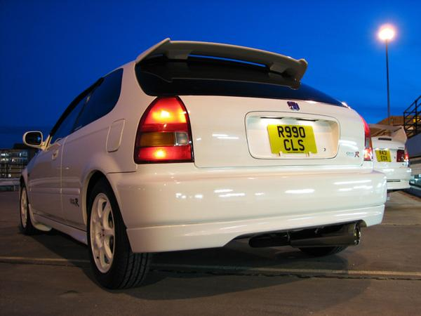 1997 EK9 Honda Civic Type R